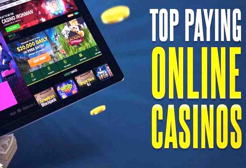 Canada Casinos ~ Best payout online casino — Canada players' rating of  these sites